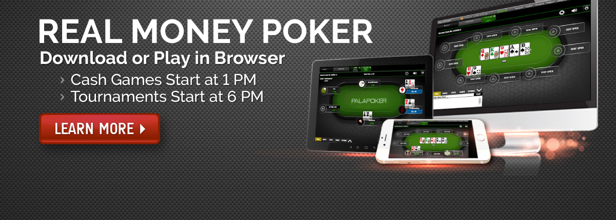 Real Money Online Poker - Download App and Start Playing